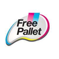チラシを配るだけ!定額制レンタルプリンターサービス 「Free-Pallet」の商材