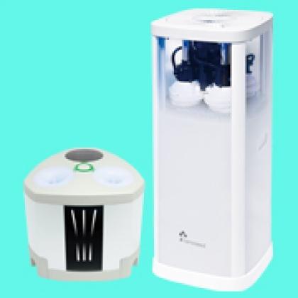空間除菌清浄機ナノシード(100畳対応)の商材